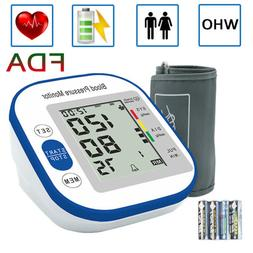 Automatic Upper Arm Blood Pressure Monitor Digital BP Cuff M