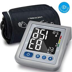 MIBEST Blood Pressure Monitor with Talking Function - Blood
