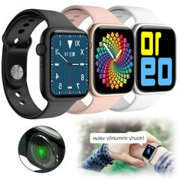 Bluetooth Call Smart Watch with Body temperature Heart Rate