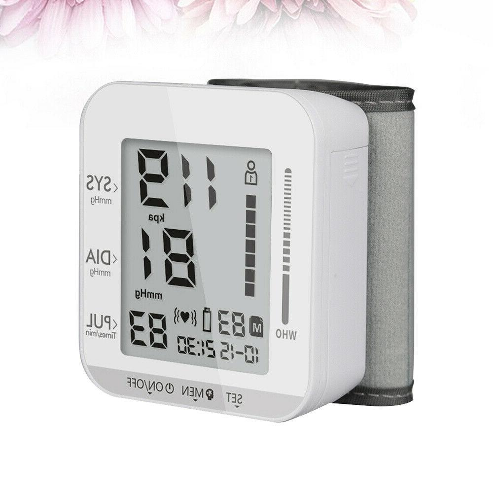 English Heart Rate Blood Meter