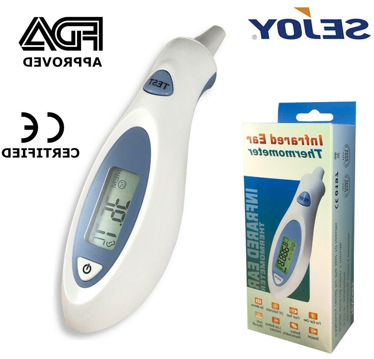 Ear Thermometer - Suitable