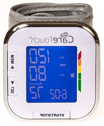 fully automatic wrist blood pressure