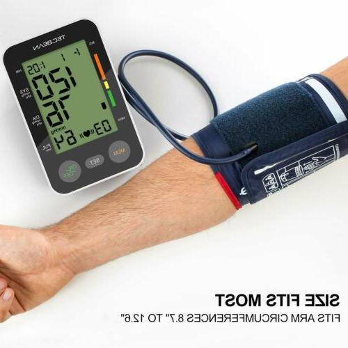 TEC.BEAN, Cuff LCD Display&Heart Rate Detection