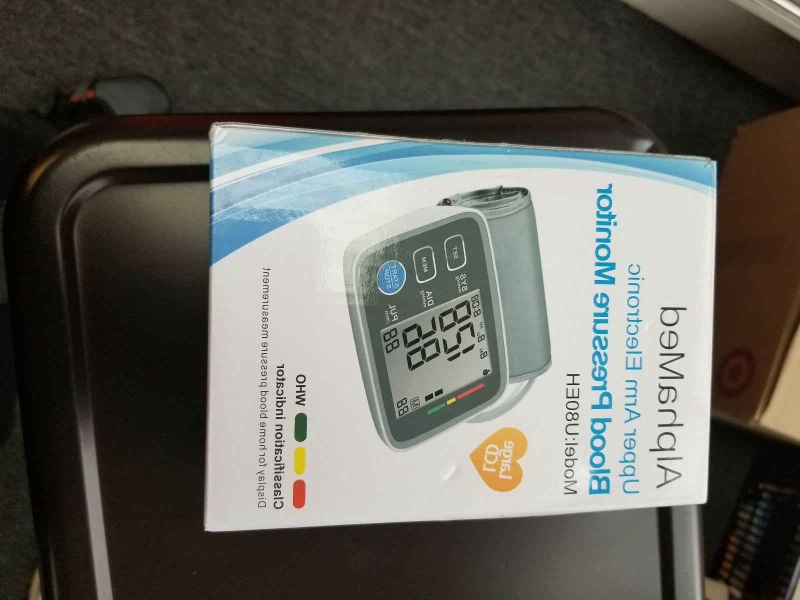 upper arm electronic blood pressure monitor model