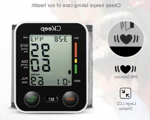 wrist blood pressure monitors pg 800a12