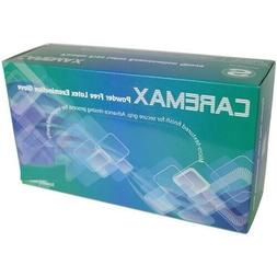 Caremax Latex Powder Free Gloves: Extra Small - Package of 1