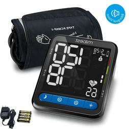 MIBEST Blood Pressure Monitor with Talking Function - Large