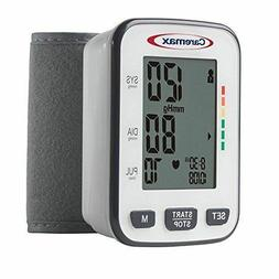 Caremax Automatic Blood Pressure Cuff BP Monitor With Pulse